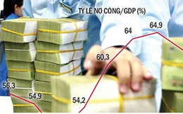 Nợ công cao, áp lực trả nợ tăng mạnh