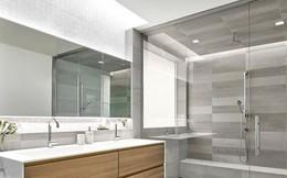 Sáng tạo thiết kế đèn LED khiến căn nhà thêm sang trọng