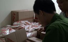 Triệt xóa cơ sở sản xuất bột ngọt A-One giả
