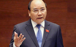 """Thủ tướng Nguyễn Xuân Phúc """"chốt"""" phiên trả lời chất vấn"""
