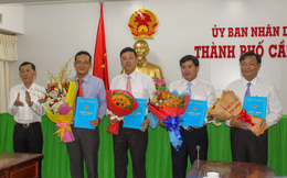 Cần Thơ bổ nhiệm 3 Phó Giám đốc sở