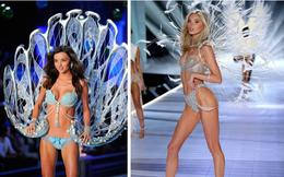 Choáng ngợp với những mẫu nội y trị giá trăm tỷ của Victoria's Secret