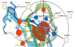 Thông tin mới nhất về 25 đồ án quy hoạch trong 5 khu đô thị vệ tinh Hà Nội