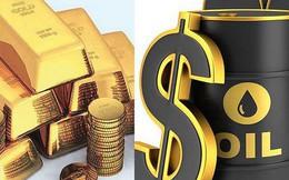 Thị trường ngày 16/11: Giá dầu tăng phiên thứ 2 liên tiếp, vàng chạm mức cao nhất 1 tuần do thị trường hỗn loạn