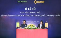 Sun Group ký kết hợp tác chính thức với Nhà Đại Phát trong lĩnh vực phân phối bất động sản