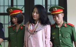 'Bóng hồng' đường dây đánh bạc nghìn tỷ bị đề nghị 15 tháng tù