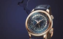 """Ấn tượng với """"cỗ máy đếm thời gian"""" bằng vàng nguyên khối 18k, số lượng giới hạn và xuất hiện múi giờ Việt Nam"""