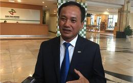 Tổng giám đốc Vinaconex Đỗ Trọng Quỳnh: 'Tôi tin tưởng nhà đầu tư sẽ không bỏ cọc'