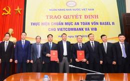 Vietcombank đáp ứng chuẩn mực Basel II tại Việt Nam