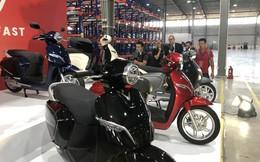 VinFast ra mắt xe máy điện thông minh có kết nối 3G và GPS, dự kiến mở bán từ 17/11