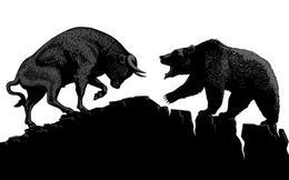 """Cổ phiếu ngân hàng, dầu khí hồi phục mạnh cuối phiên, Vn-Index tăng điểm với thanh khoản """"mất hút"""""""