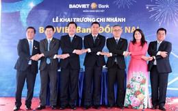 BAOVIET Bank khai trương chi nhánh Đồng Nai và Thanh Hóa
