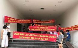 'Lùm xùm' chung cư Bảo Sơn: CĐT 'đổ vấy' do chỉ thị của tỉnh Nghệ An