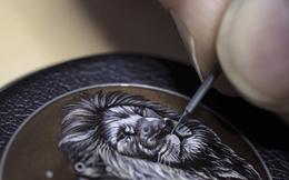 """Kỹ thuật chạm khắc chìm nổi sắc nét, ấn tượng trên những mẫu đồng hồ phiên bản """"độc nhất vô nhị"""" của Vacheron Constantin"""