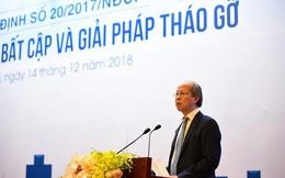 Ông Nguyễn Trần Nam: Doanh nghiệp lo 'lỗ chồng lỗ' vì quy định khống chế lãi vay 20%