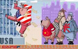 """Chuyện """"tiêu hoang quá mức"""" và thu nhập ngầm ít người biết của nền kinh tế Mỹ"""