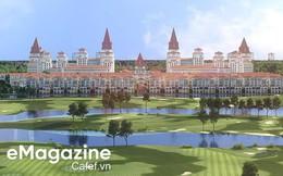 Khám phá biệt thự công nghệ triệu đôview sân golf Ciputra của Sunshine Group
