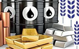 Thị trường ngày 29/12: Giá dầu thấp nhất 1,5 năm, vàng cao nhất 6 tháng