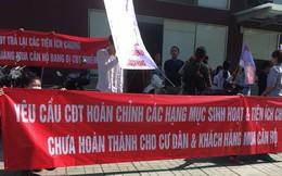 Chủ đầu tư chung cư Sài Gòn phải trả lại tiền vì 'phạt bậy'