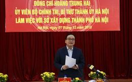 Đến năm 2030, Hà Nội có khoảng 2,5 triệu dân sống ở chung cư