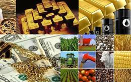 Thị trường tuần đến ngày 22/12: Giá hàng hóa giảm thê thảm, riêng dầu thô mất hơn 11%