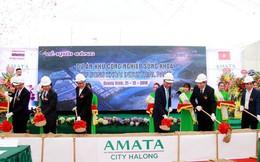 Đại gia Thái Lan khởi công siêu dự án tại Quảng Ninh