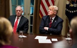 Nổi cáu vì lá thư từ chức, ông Trump buộc Bộ trưởng Quốc phòng Mattis phải nghỉ sớm