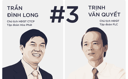 HPG và ROS cùng tăng mạnh: Cuộc chạy đua vào top 3 người giàu nhất thị trường chứng khoán ngày càng gay cấn