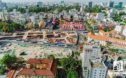 Toàn cảnh dự án cao ốc 55 tầng của Bitexco giữa trung tâm TP.HCM vừa được đổi sang chủ đầu tư mới