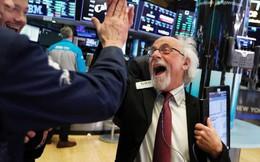 Chứng khoán Mỹ có phiên tăng điểm lịch sử, Dow Jones tăng hơn 1.000 điểm