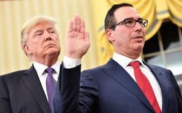 Ông Trump ca ngợi Bộ trưởng tài chính Mnuchin nhưng không quên chỉ trích FED