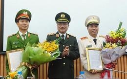 Sau sáp nhập, 1 phó giám đốc Công an TP Hà Nội nghỉ hưu