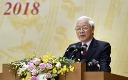 Tổng Bí thư, Chủ tịch nước Nguyễn Phú Trọng: Năm 2019 phải hơn năm 2018 trên mọi phương diện