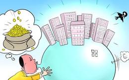 Cú sụt giảm nghiêm trọng của chứng khoán Trung Quốc làm giảm nỗi lo bong bóng tài chính