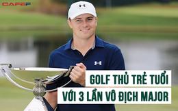 Những điều thú vị về Jordan Speith – golf thủ trẻ tuổi 3 lần vô địch major, từng có thu nhập thuộc top cao nhất trong làng golf