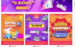 Online Friday 2018 chính thức diễn ra, hàng ngàn sản phẩm được bán với mức giá 0 đồng