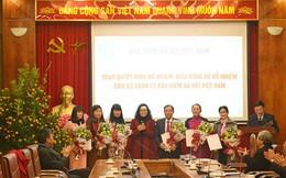 BHXH Việt Nam điều động, bổ nhiệm cán bộ quản lý