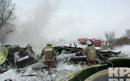 Đã tìm thấy hộp đen cùng nhiều thông tin quý giá của máy bay An-148 Nga bị rơi