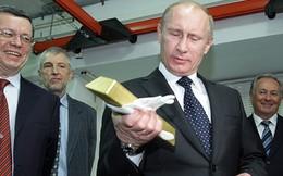 Tiết lộ bí mật kho vàng dự trữ của Nga
