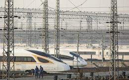 Tàu siêu tốc ngày càng hiện đại, 390 triệu người Trung Quốc chọn tàu thay máy bay để về quê ăn Tết