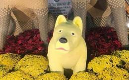 """Biểu tượng chó ở đường hoa bị chê """"không giống chó"""": Đang tìm cách khắc phục"""