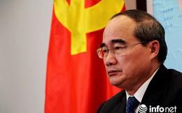 Bí thư Thành ủy Nguyễn Thiện Nhân gửi lời chúc Tết Mậu Tuất đến người dân TP.HCM