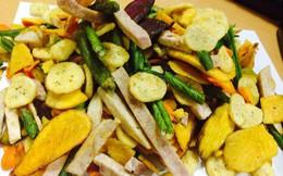 Ăn hoa quả sấy khô vào dịp Tết: Đừng bỏ qua những khuyến cáo từ chuyên gia
