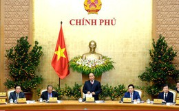 """Chính phủ họp bàn về việc lập """"siêu"""" Uỷ ban quản lý vốn nhà nước"""