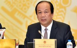 Bộ trưởng Mai Tiến Dũng: Tiền thưởng đội tuyển U23 đã nói là phải làm, ai chậm thì phải nhắc!