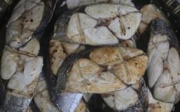 Thơm ngon đặc sản cá thu nướng Cửa Lò