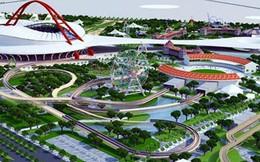 TPHCM chọn phương án quy hoạch dự án khu Liên hợp thể thao 212 ha tại khu Đông