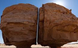 2 tảng đá được chọn để khắc tượng phật và 2 ngã rẽ khiến nhiều người phải ngẫm!