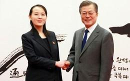 Hé lộ chi phí Hàn Quốc đón tiếp em gái ông Kim Jong Un