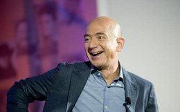 "Cổ phiếu Amazon lập kỷ lục mới, Jeff Bezos ""bỏ túi"" gần 1,5 tỷ USD"
